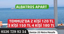 Albatros Apart
