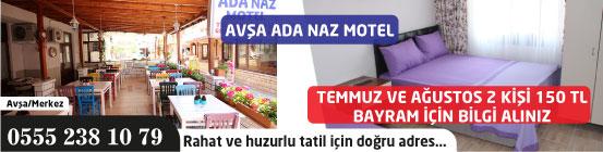 AVŞA ADA NAZ MOTEL