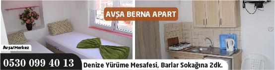 AVSA BERNA APART