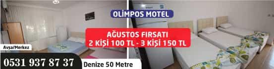 OLİMPOS MOTEL