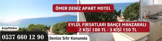 ÖMER DENİZ APART MOTEL