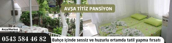 AVŞA TİTİZ APART PANSIYON