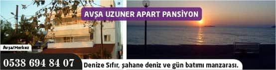 UZUNER APART PANSİYON