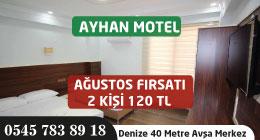 Avşa Ayhan Motel