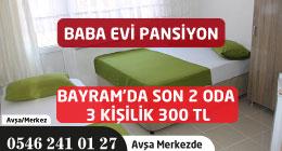 BABA EVİ APART