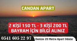 CANDAN APART VİLLA