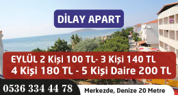 DİLAY APART