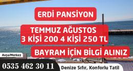 ERDİ PANSİYON