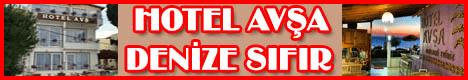 HOTEL AVŞA OTEL DENiZE SIFIR