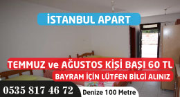 İSTANBUL APART MOTEL