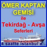 Avşa Ömer Kaptan Gemisi