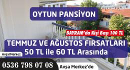 OYTUN PANSİYON