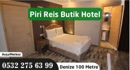 Avşa Pirireis Butik Otel