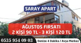 SARAY APART