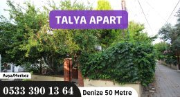 Talya Apart