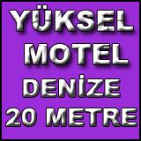 Avşa Yüksel Motel
