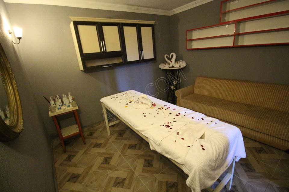 Avşa Bahar Aqua Resort Otel Masaj Salonu