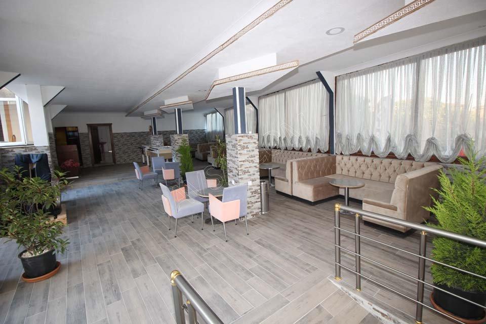 Avşa Bahar Aqua Resort Otel Giriş