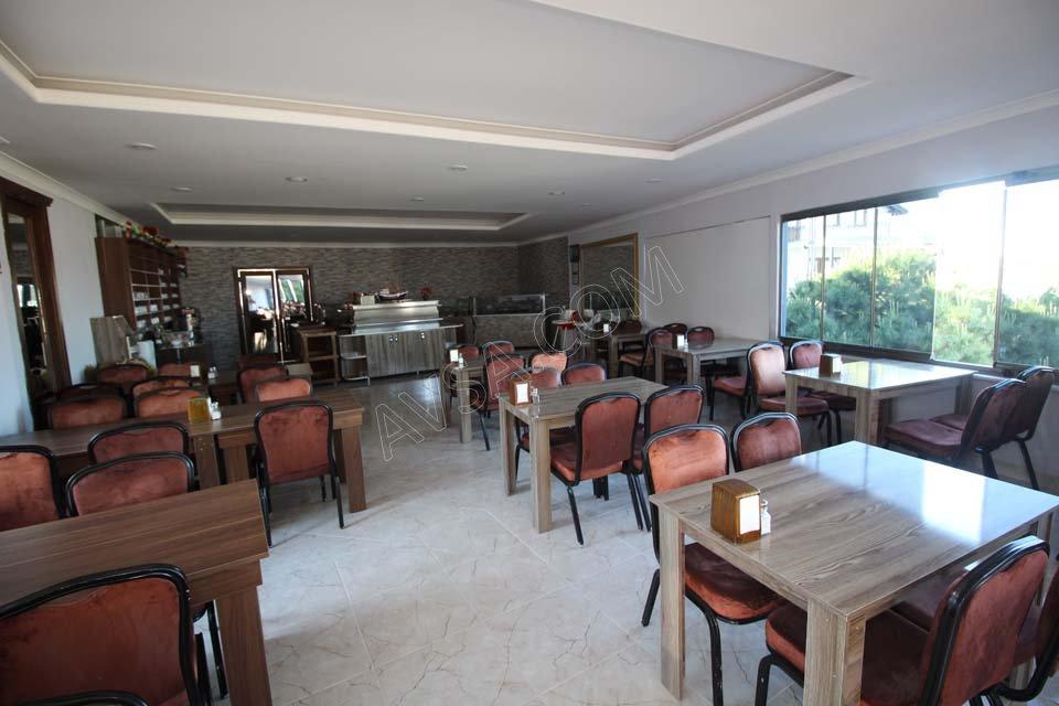Avşa Bahar Aqua Resort Otel Restaurant
