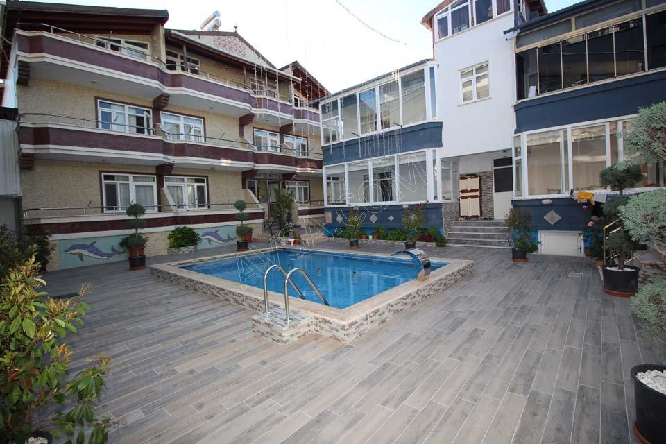 Avşa Bahar Aqua Resort Otel Cocuk Havuzu