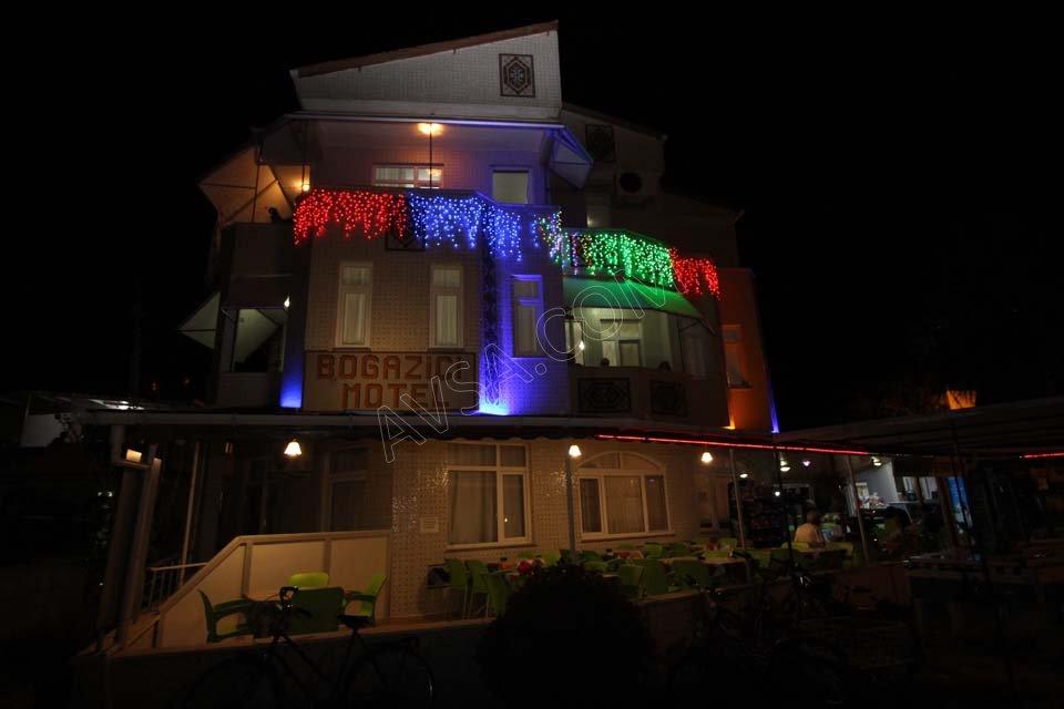 Avşa Boğaziçi Motel 48