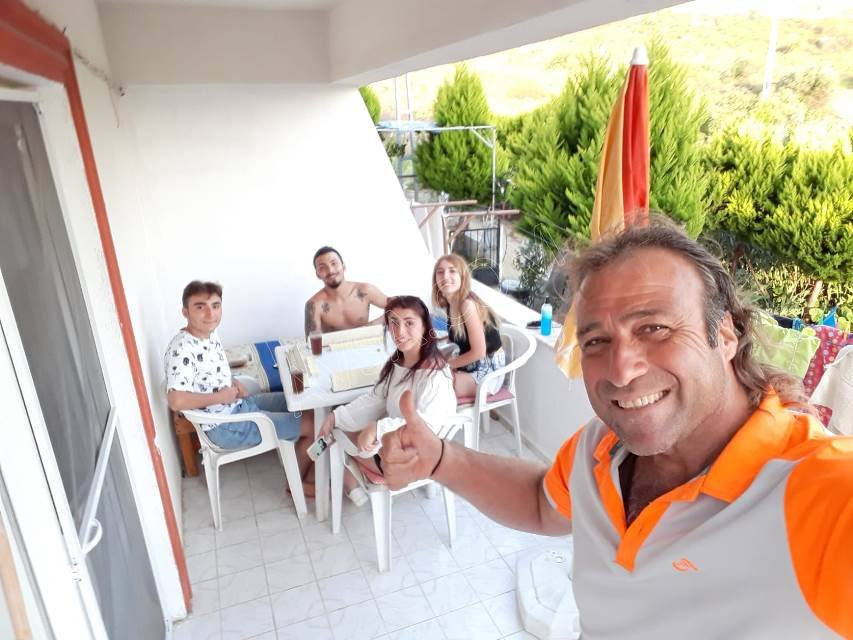 Avşa Adası Çınar Koyu Apart 07