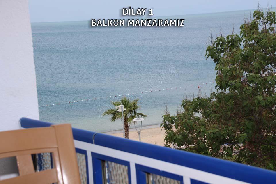 Avşa Adası Dilay Balkon Manzara