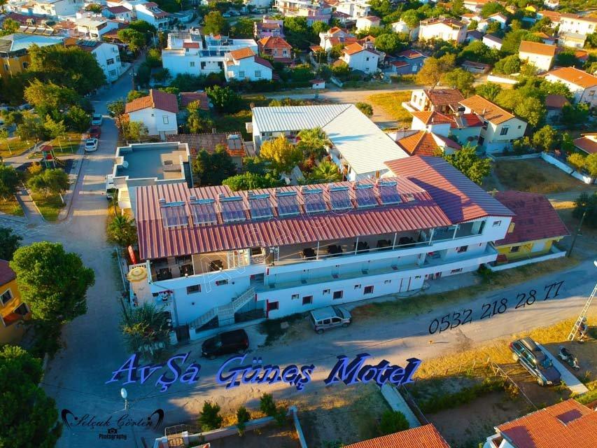 Avşa Güneş Motel 25