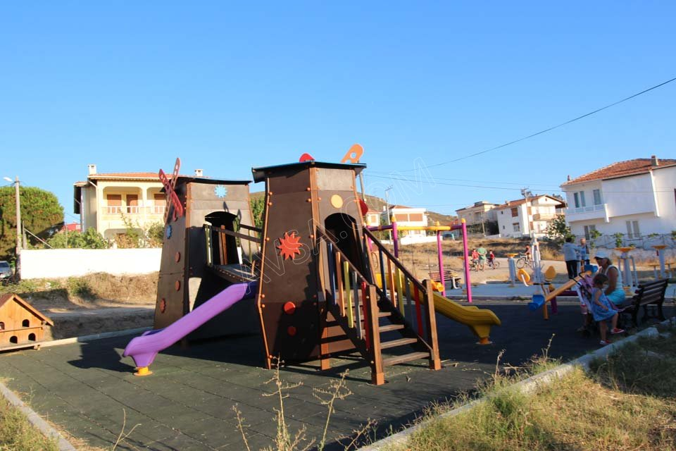Avşa Adası Güneş Villaları Park