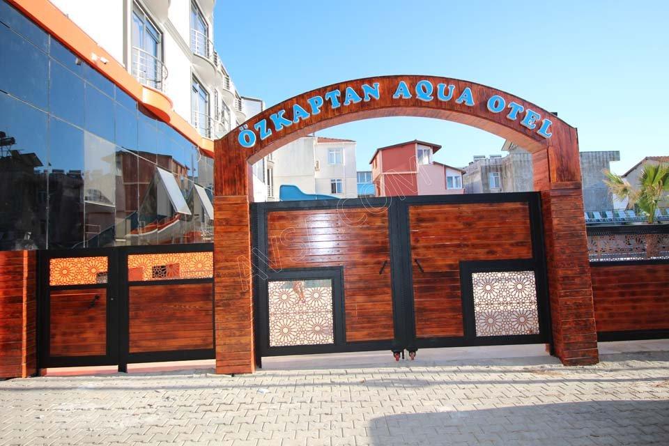 Avşa Özkaptan Aqua Otel