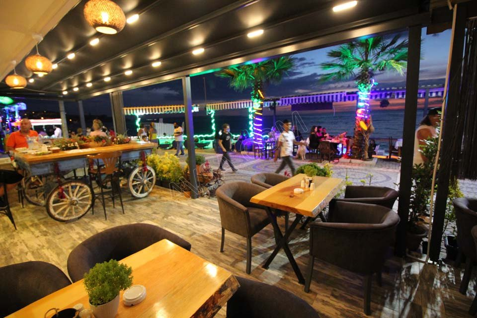 Avşa Pelin Uzuner Restaurant