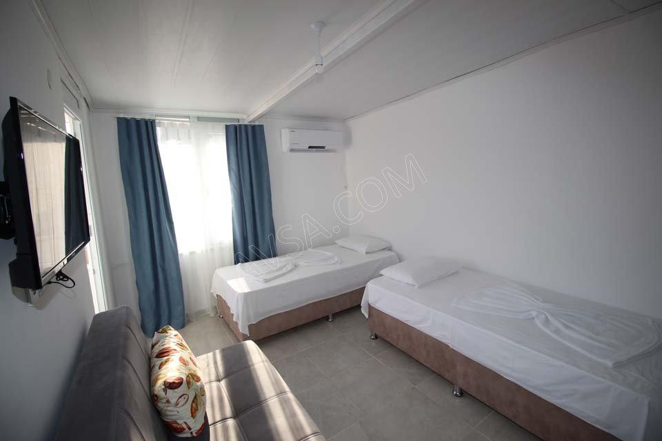 Avşa Volkan Şenay Apart Motel 05