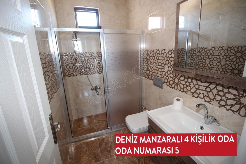 Avşa Zeynep Uzuner Apart Pansiyon 05