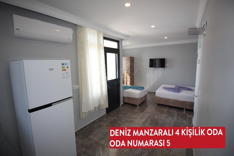 Avşa Zeynep Uzuner Apart Pansiyon 06