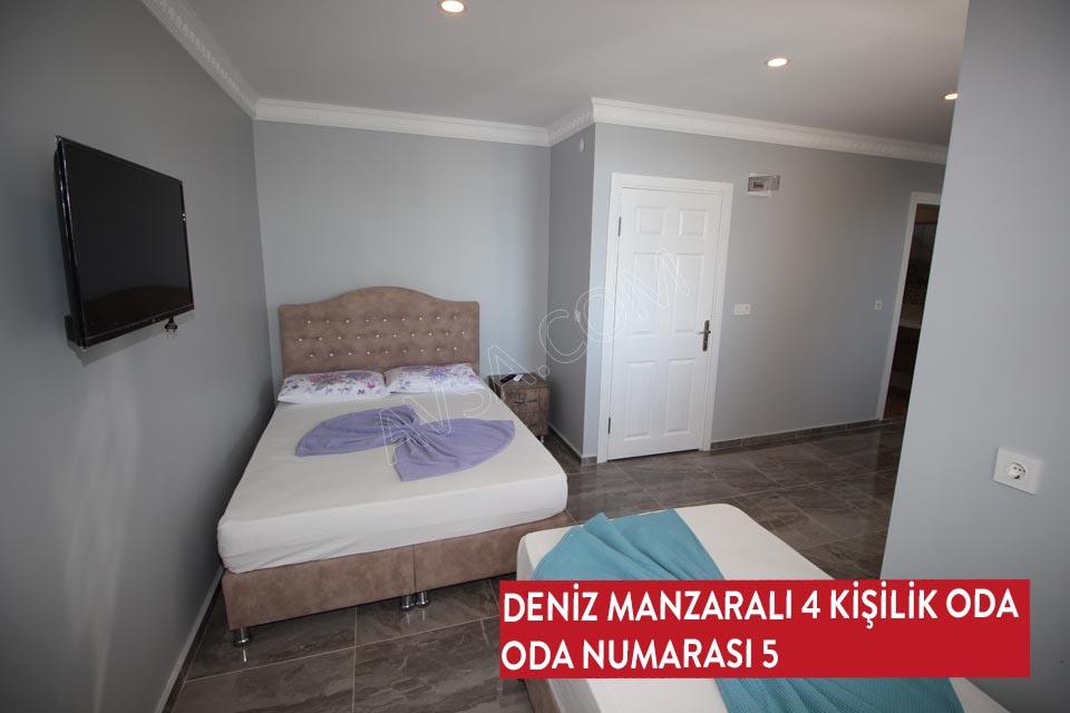Avşa Zeynep Uzuner Apart Pansiyon 07