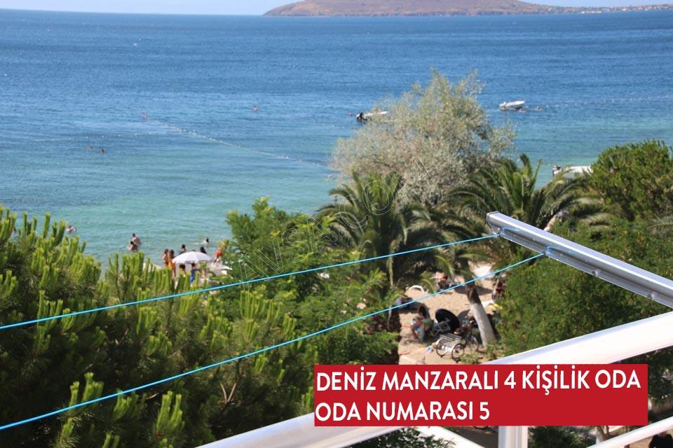 Avşa Zeynep Uzuner Apart Pansiyon 08