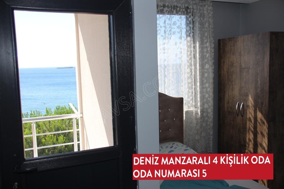 Avşa Zeynep Uzuner Apart Pansiyon 09
