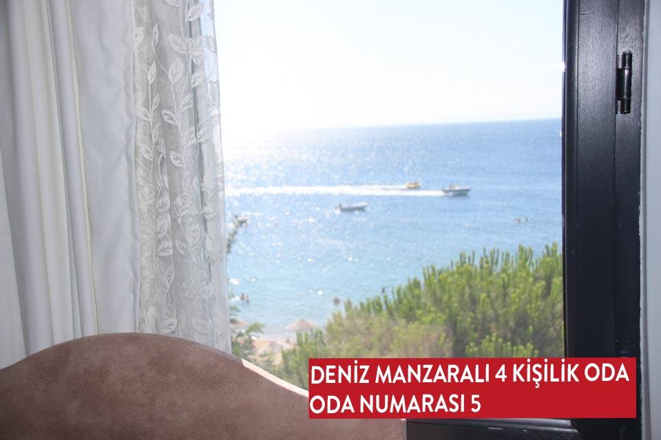 Avşa Zeynep Uzuner Apart Pansiyon 13