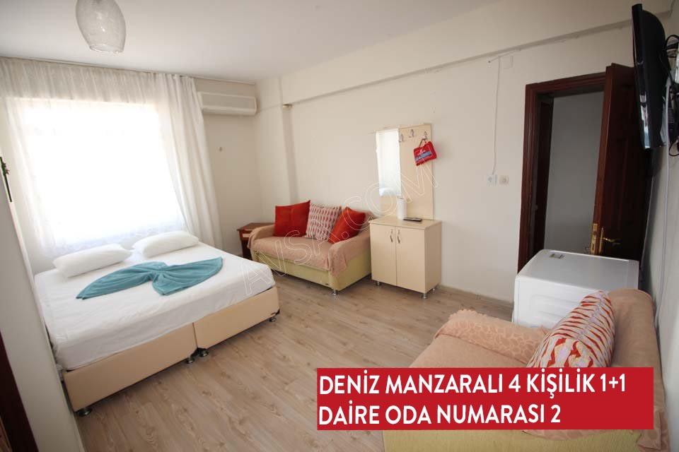 Avşa Zeynep Uzuner Apart Pansiyon 16