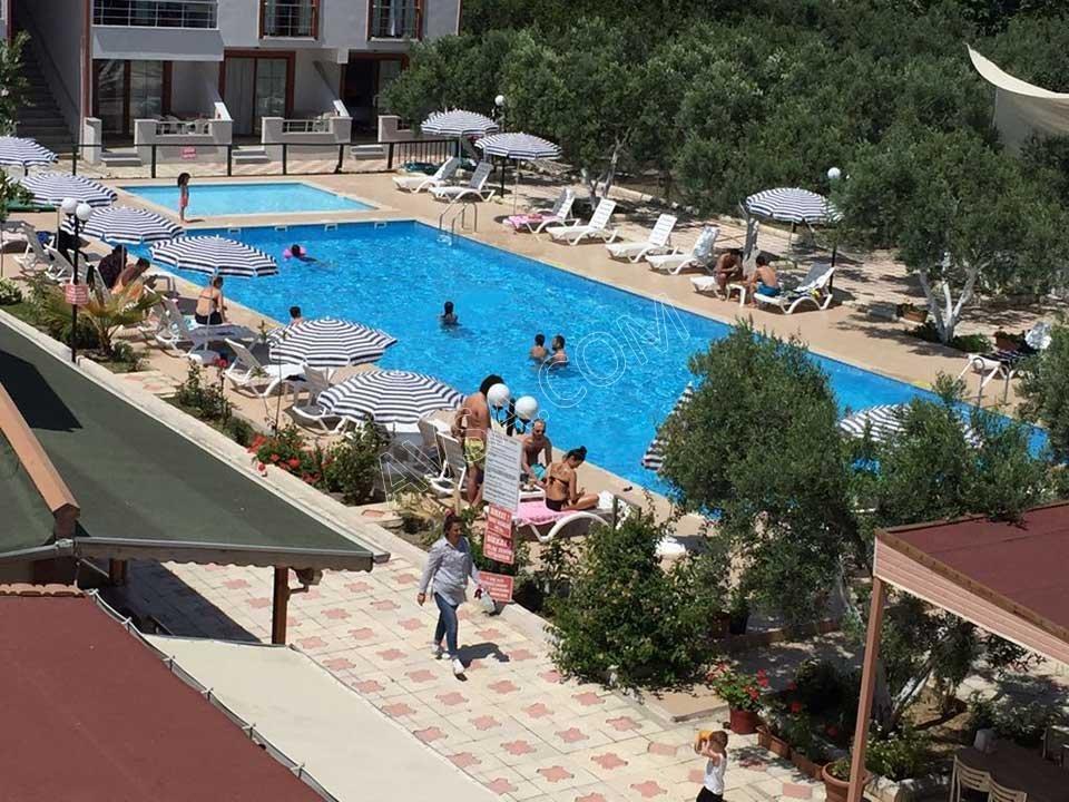 Avşa Afissia Garden Hotel Havuz