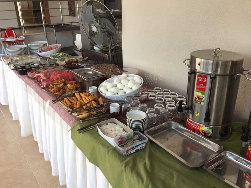 Avşa Afissia Garden Hotel Kahvaltı