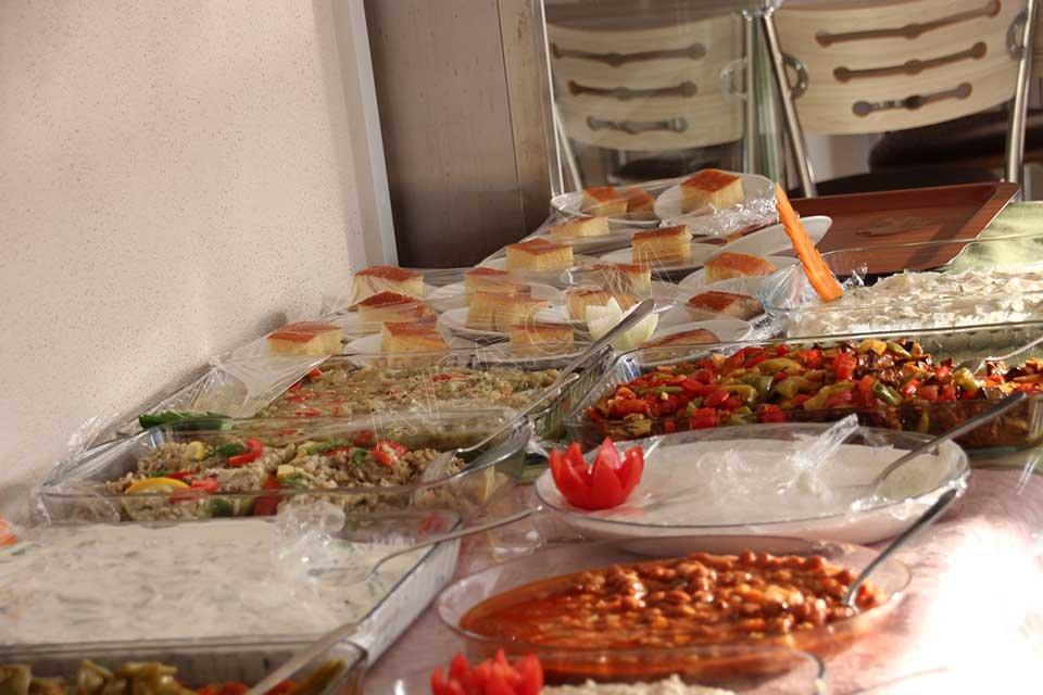 Avşa Afissia Garden Hotel Mezeler 2