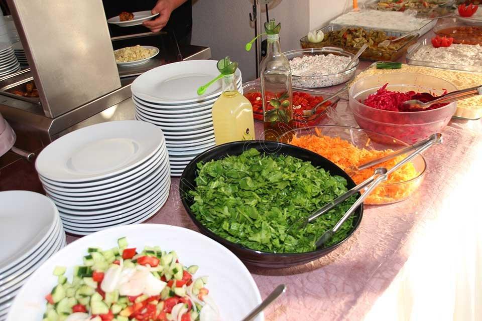 Avşa Afissia Garden Hotel Salatalar