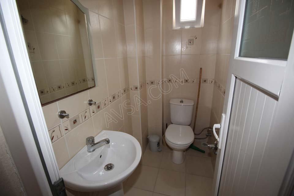 Avşa Ayışığı Apart Banyo Oda