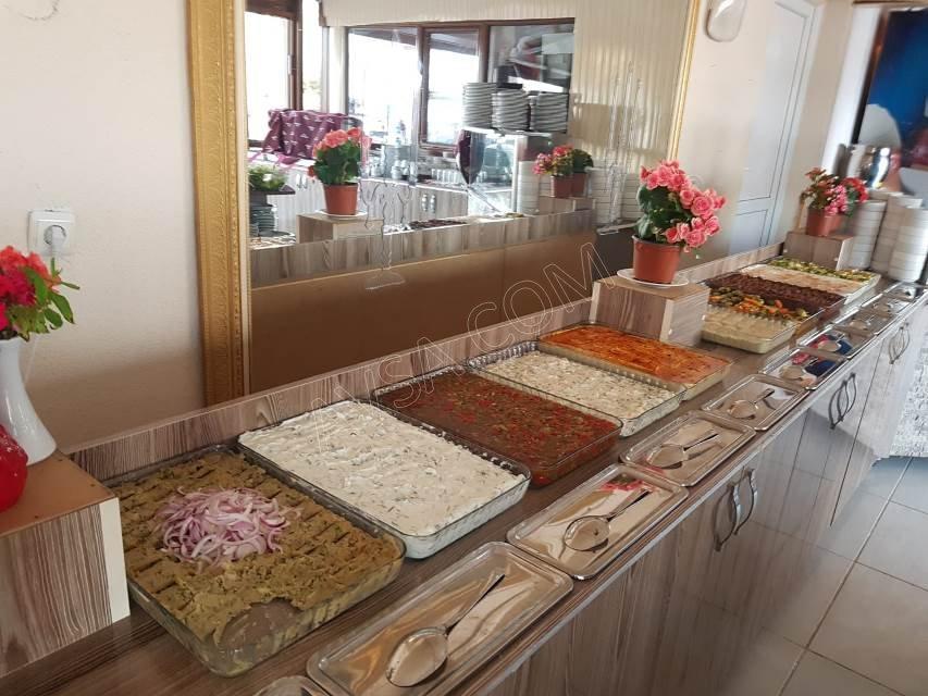Avşa Bahar Aqua Resort Otel Yemek 04
