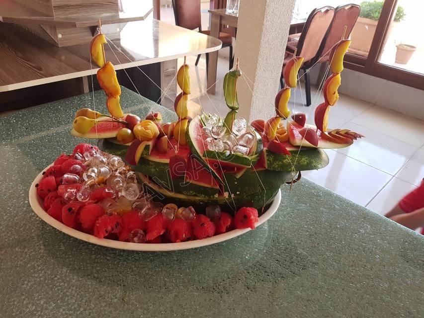 Avşa Bahar Aqua Resort Otel Yemek 03