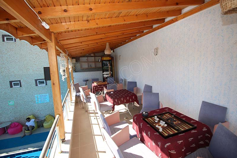 Avşa Bahar Motel Aqua Park Havuz 36