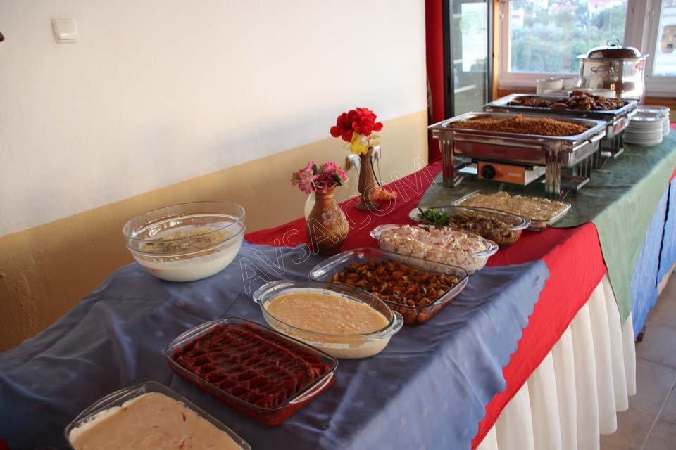 Avşa Çankırı Otel Yemek3
