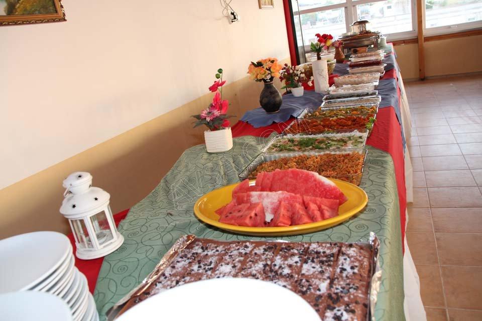 Avşa Çankırı Otel Yemek