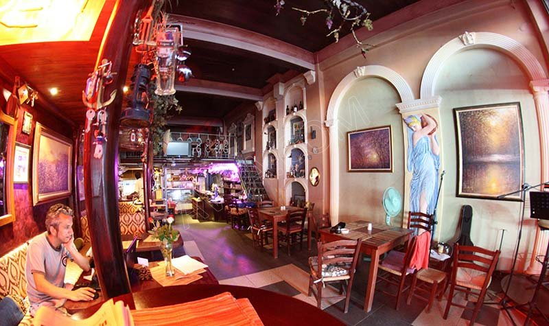 Avşa Hotel Europa Otel Restaurant 05